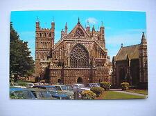 Exeter Cathedral, Devon.