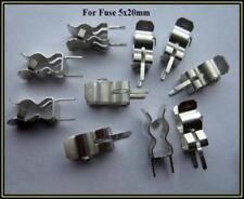 Sicherungshalter Fuseholder Fuse Clip Open Print Schurter 5x20 10 Stück