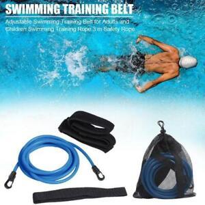 Swim Trainer Strength Belt Neoprene Swimming Training Harness Resistance Belt