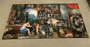 Liberty Wooden Jigsaw Puzzle Sight 533 Pc Used As Is