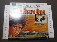 SEALED THE BRAVE ONE ORIGINAL SOUNDTRACK VICTOR YOUNG MONO LP AEI 3107