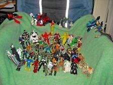"lot 4.1lb in box 1980 yoda star wars GI JOE DC comics action figures 4"" to 6"""