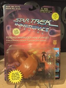 Star Trek - Ferengi Marauder - Mini Playset - Innerspace Series - Unopened