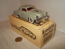 Brooklin BRK 17 1952 Studebaker Champion Starlight Coupe in 1:43 Scale