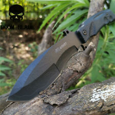 Fixed Knife Camping Hunting Survival Rescue Sharp Gift Tactical Straight Knives