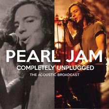 PEARL JAM New Sealed 2019 COMPLETELY UNPLUGGED & BONUSES CD