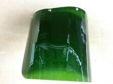 """Fibre-Metal® Dark Green Faceshield Window 8"""" x 11 1/2"""" x.040""""  #4118    #413"""