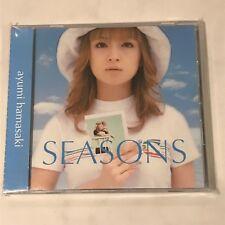 AYUMI HAMASAKI (浜崎あゆみ) - SEASONS [AVCD-30119] Japan Import First Press