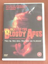Night of the Bloody Apes - DVD Region 0 - Excellent Condition