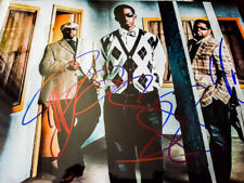 Boyz II Men - Original Inperson Autogramm auf Foto