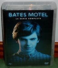 BATES MOTEL 1-5 TEMPORADAS SERIE COMPLETA 15 DVD NUEVO PRECINTADO (SIN ABRIR) R2