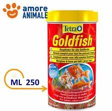 Tetra Goldfish Mangime in scaglie per Pesci Rossi acquario da 100 ml - 250 ml