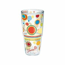 Tervis Fiesta Poppy Dots Tumbler, 24-Ounce, New, Free Shipping