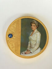 Médaille Princesse DIANA - A Wife A Princesss A Mother A Legend