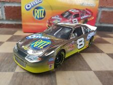 Dale Earnhardt Jr # 8 2003 RITZ/Oreo Action 1:24 scale GM Dealers 18k WHITE GOLD