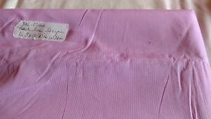 "Acorn 100%  Cotton Shirting Fabric Lilac stripe on white 2.5 Yards, 60"" W"