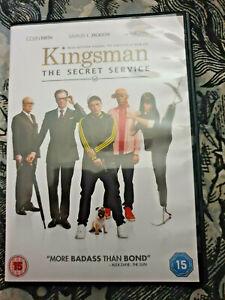 Kingsman: The Secret Service DVD (2015) Samuel L. Jackson, Disc Perfect excellen