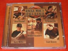 Uncle Moe's Space Ranch by Brett Garsed (CD, Oct-2001, Tone Center)