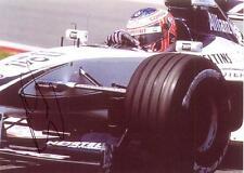 """Jenson Button - Colour 7""""x 5"""" Signed Photo - UACC RD223"""