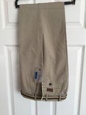 Daniel Grahame 'Drifter' Cotton Trouser With Matching Belt 32 Regular BNWT
