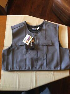 Blauer ArmorSkin Balistic Vest 8370 Gray 4XL Regular