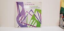 MILDRED DILLING-CLAIR DE LUNE RECORD ALBUM-URANIA 5138-SEALED