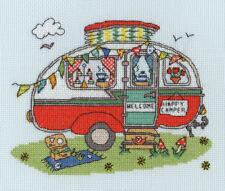 A DICTIONARY OF BAGS cross stitch Kit 14ct Size 33 x 36 cm JOY SUNDAY BNIP