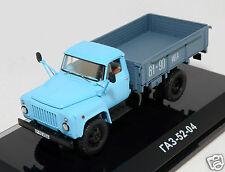 1/43 DIP MODELS 105203 russian GAZ 52 04 flatbed truck blue 1986 USSR CCCP NIB