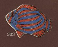 Pin's Demons & Merveilles Animaux Poisson peche fishing