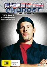 American Chopper : Collection 9 (DVD, 2008, 3-Disc Set) - Region 4