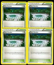 Pokemon FAIRY GARDEN 117/146 - XY MINT! 4X