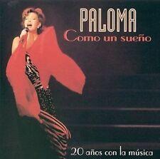 San Basilio, Paloma : Como Un Sueno CD