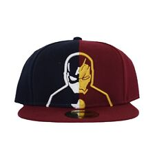 Captain America Civil War Snap Back Cap Captain America Vs Iron Man