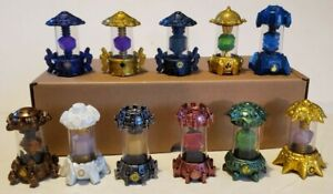 Skylanders Imaginators Creation Crystals Lot of 11 Elements Water Fire Life