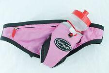 FUEL BELT Single Slide Bottle Carrier Pink Hydration Belt