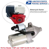 Starter Motor Solenoid Fits For Honda 11HP and 13HP GX340 GX390 Engine Motor US