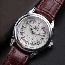 New Business Men Classic Wrist Watch Automatic Mechanical With Date Watch Ro A2