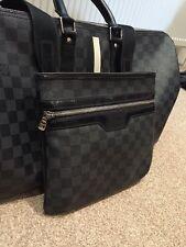 Homme Louis Vuitton Thomas Messenger bag damier graphite RARE