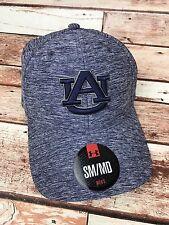 Auburn University Tigers AU Blue War Eagles UA Men's S/MD OSFM Baseball Hat NEW
