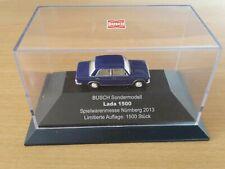 BUSCH Sondermodell  LADA 1500 Spielwarenmesse 2013 Auflage 1500 Stück