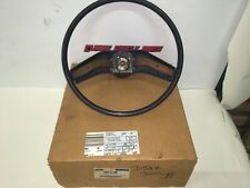 NOS Ford 75 76 Torino Ranchero Maverick Comet Blue Steering Wheel D5AZ-3600-B