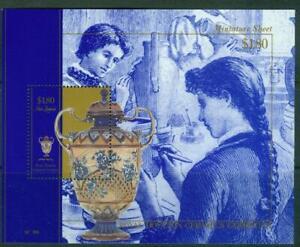 New Zealand. 1993. Royal Doulton. Mini Sheet. MUH.