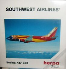 BOEING 737-300 SOUTHWEST AIRLINES scala 1/500 HERPA (500531)