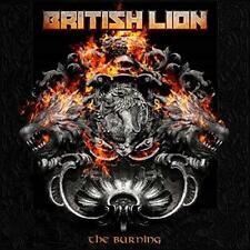 British Lion - The Burning (NEW 2 VINYL LP)