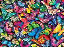 Buffalo Games Vivid Collection Butterflies Jigsaw Bigjigs Puzzle (1000 Piece)