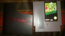 SOCCER per Nintendo NES Versione GiG ITALIA RARO