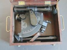 SEXTANT - WWII BALL RECORDING SEXTANT 1944 - WORLD WAR TWO - U.S. NAVY