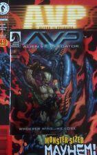 Aliens vs. Predator Annual - Chromium Mini Comic Book - Dark Horse Comics - Rare