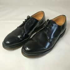 Dr Martens Men's UK Size 14 Black Made In England B1461 - In Superb Condition