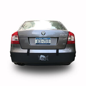 None logo Rear Bumper Guard Protector for all around protection-city parking